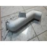 Патрубок интеркуллера SHAANXI металл WP10 Евро-4 612640110014  1549